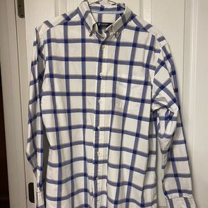 Button Down Shirt by Cremieux